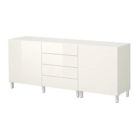 besta sideboard ikea besta sideboard high gloss white home sweet home pinterest