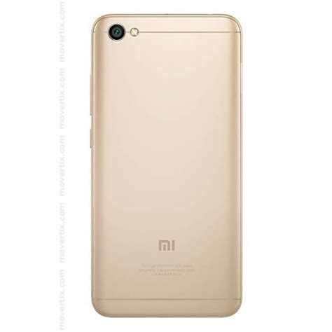 New Xiaomi Redmi Note 5a Ram 2gb 16gb Gold Garansi Distributor xiaomi redmi note 5a dual sim gold 16gb and 2gb ram 6954176837967 movertix mobile phones shop