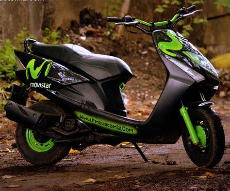 Modification Honda Dio by Honda Dio Modified 2015