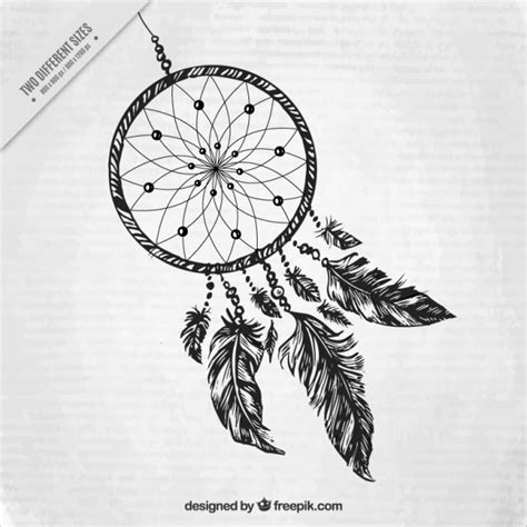 dream catcher tattoo vector dreamcatcher vectors photos and psd files free download