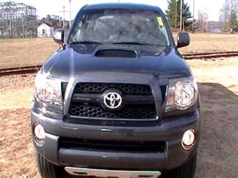 Toyota Tacoma Scoop 2011 Toyota Tacoma 4x4 Trd Sport 29986 Scoop Alloys