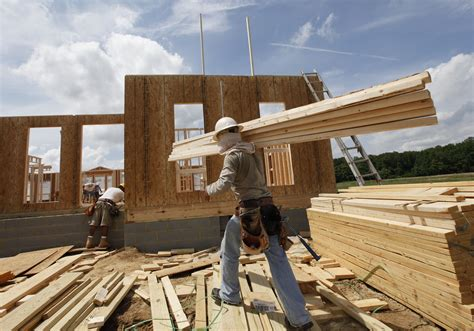 home loans to build a house leasing and new home starts surge in second quarter but will optimism flag before new