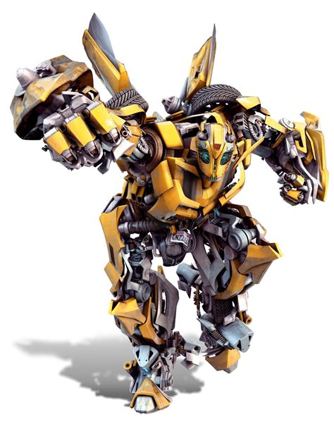 Robot Transformers Bumblebee complete list of autobots and decepticons in all