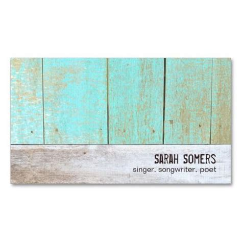 17 Best Images About Rustic And Reclaimed Wood Grain Business Cards On Pinterest Rustic Wood Rustic Business Card Template Free