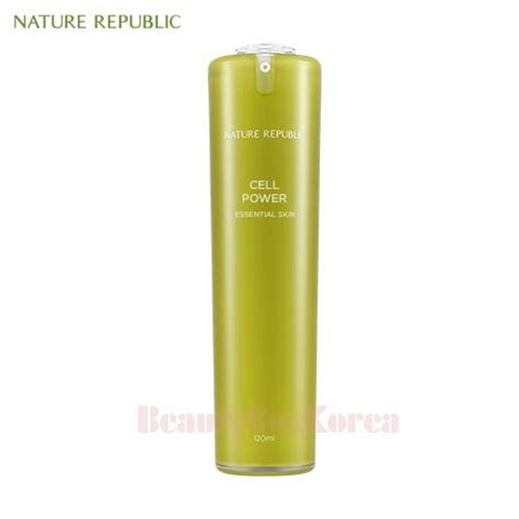 New Nature Republic Promoo Akhir Tahun box korea nature republic cell power essential skin 120ml best price and fast