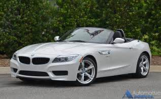 Bmw Roadster 2016 Bmw Z4 Sdrive28i Roadster Review Test Drive