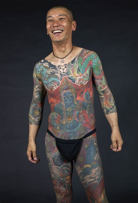 japanese bodysuit tattoo designs loved abroad hated at home the of japanese tattooing