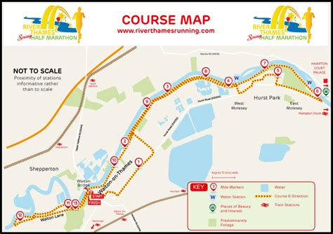 river thames course map river thames running river thames half marathon course map