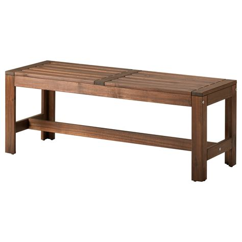 exterior bench garden seating outdoor seating ikea
