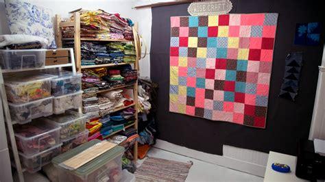 Creative Quilt Studio by Craft Room Tour Inside Blair Stocker S Quilting Studio