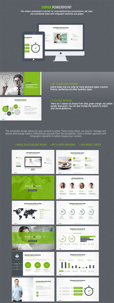 powerpoint design lessons modern powerpoint on behance