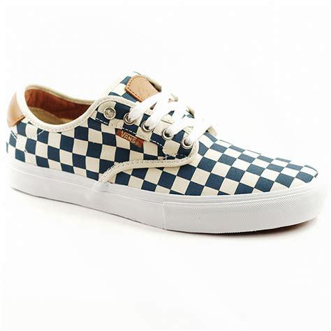 Jual Vans Chima Ferguson vans chima ferguson pro checker blue forty two skateboard shop