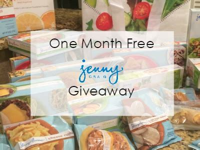 Jenny Craig Gift Card - giveaways archives page 6 of 12 mamachallenge com