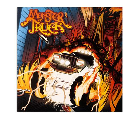 monster truck videos with music monster truck ep cd music monster truck online store