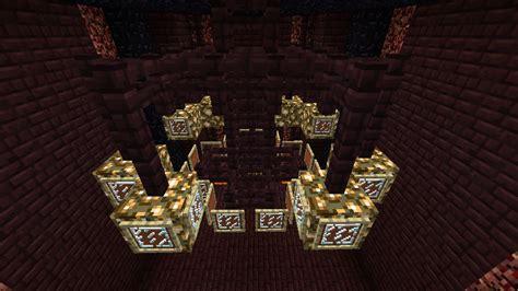 Glowstone Chandelier Nether Tower Brennan S Minecraft