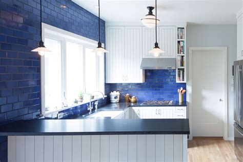 blue kitchen decor beautiful blue kitchen design ideas