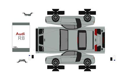 Hp Papercraft - 布沢アルペジオペーパークラフト館 アウディー車