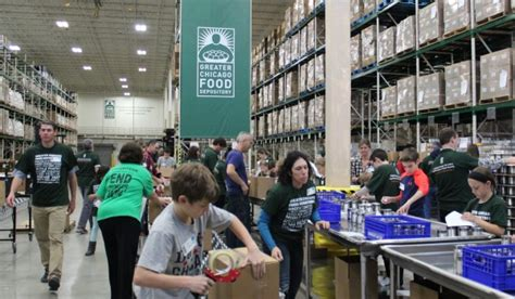 Chicago Food Pantry by Greater Chicago Food Depository Chicago S Food Bank