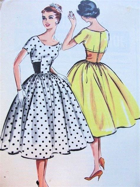 pattern dress rockabilly 17 best images about vintage things on pinterest