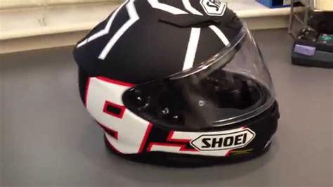 Helm Shoei Rf 1200 Marquez Black Ant Helmet shoei nxr marc marquez helmet matte black ant