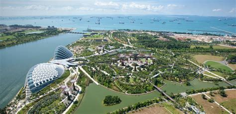 The Bay by Gardens By The Bay Grant Associates