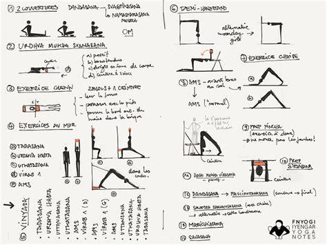 Iyengar Detox Sequence by Quelques Notes En Vrac Notes D Assistance De Cours De
