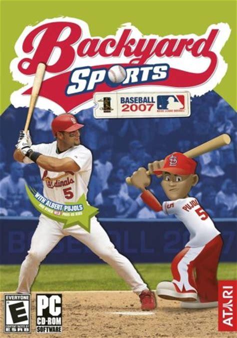 backyard baseball league national baseball league standings