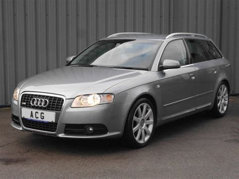 Audi A4 Avant 2 0 by Used 2005 Audi A4 Avant 2 0 Tdi S Line 5dr For Sale In