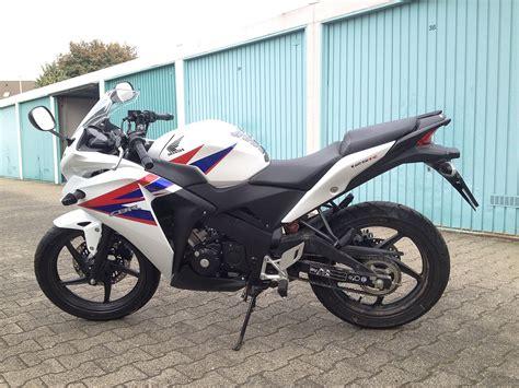 125er Motorrad Geschwindigkeit by Honda Cbr 125 R Wikipedia