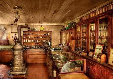 Interior Design Apps For Iphone Pharmacy Turn Of The Century Pharmacy Photograph By Mike