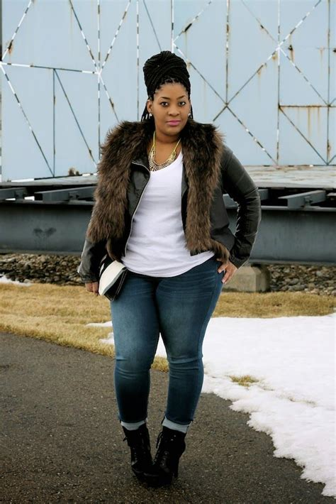 Winter Fashion by Plus Size Winter 14 Chic Winter Style For Curvy