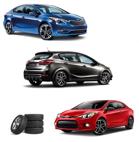 kia tire kia forte tires sizes all season and winter tires