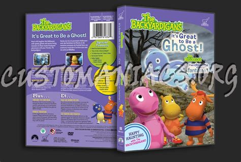 the backyardigans its great to be a ghost www imgkid