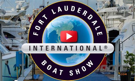fort lauderdale boat show video fort lauderdale boat show video why it s the place to be
