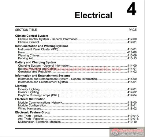 car repair manual download 2011 ford ranger transmission control keygen autorepairmanuals ws ford ranger 2011 50my workshop repair manual