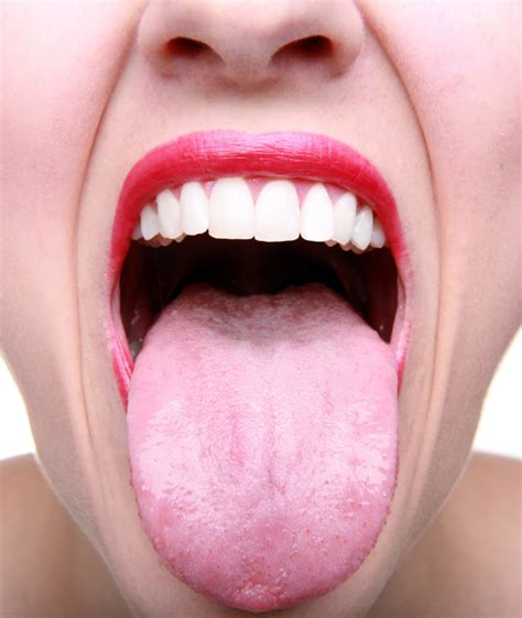 the ahh moment what your tongue says about you