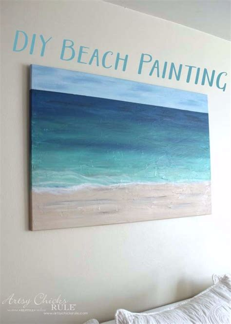 diy bedroom painting ideas 36 diy canvas painting ideas diy