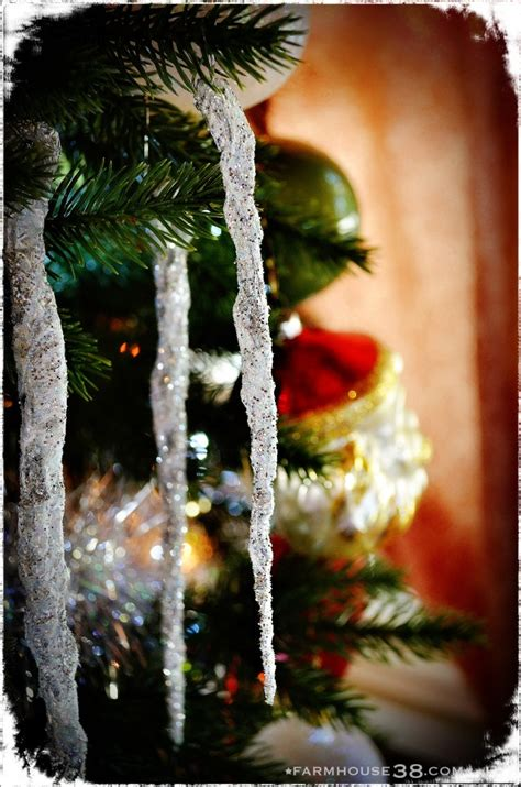 diy icicle ornaments all things christmas pinterest
