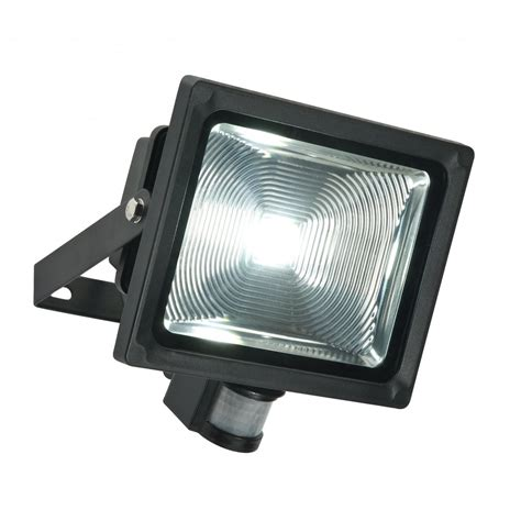 Automatic Outdoor Light 48746 Olea Pir Flood Automatic Wall Outdoor