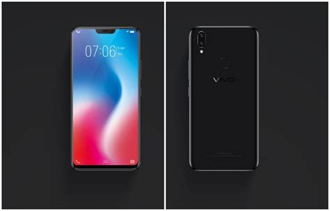 Vivo V9 64gb 4gb Free Gift 4g Lte Garansi Resmi Indonesia 1 vivo v9 launched with 24mp ai selfie and iphone x