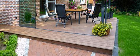 terrasse wpc kosten wpc terrassendielen planen und verlegen benz24