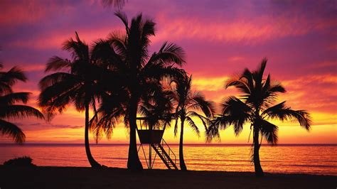 Hawaiian House by Free Hawaii Sunset Wallpaper High Resolution 171 Long Wallpapers