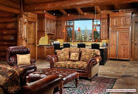 Home And Cabin Decor Log Cabin Home Decor Bedrooms Bathrooms And