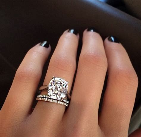 17 best ideas about big wedding rings on