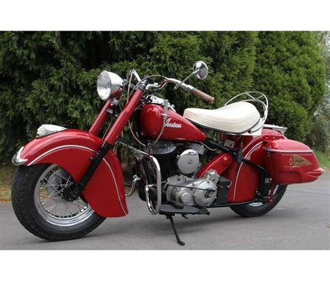 Indian Motorrad 1950 1950s indian motorcycles 1950 indian chief for sale