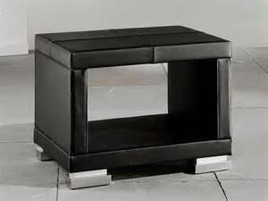 nachttisch offen nachtkonsole torero i 56x42cm offen kunstleder nachttisch