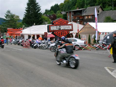 Mit Dem Motorrad Nach österreich by 214 Sterreich Reisebericht Quot Obervellach European Bike Week