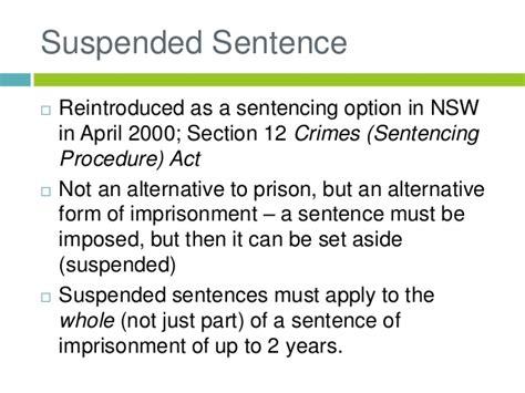 Behaviour Bond Criminal Record 4 3 Types Of Penalties