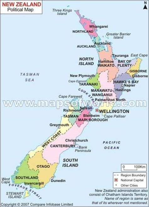 map new zealand maps page on australia