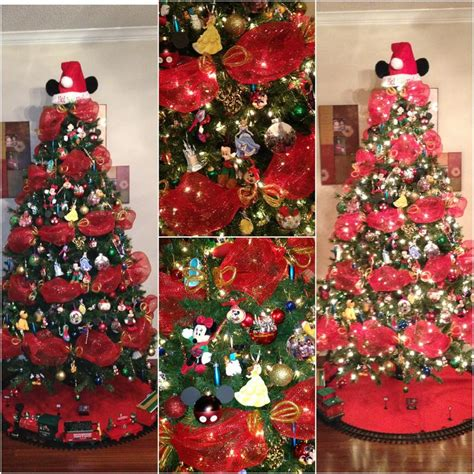 81 best images about disney christmas tree on pinterest